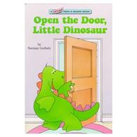 Open the Door Little Dinosaur  RH