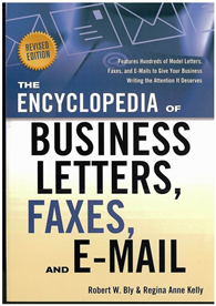 Encyclopedia of Business Letters Faxes and Em