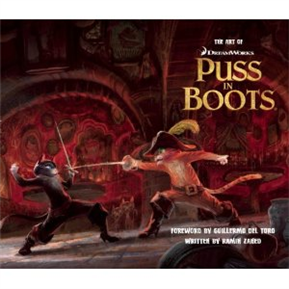 The Art Of Puss In Boots 鞋貓劍客
