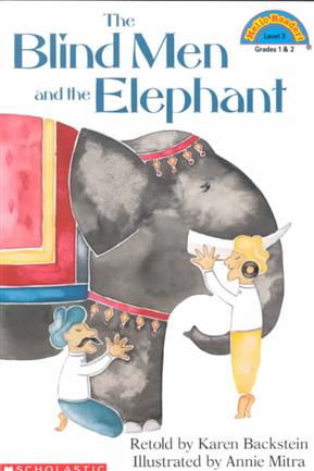 Hello Reader K-3 Level 3: Blind Men and the Elephant