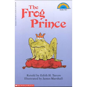 Scholastic Reader Level 3: Frog Prince