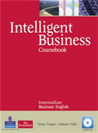 Intelligent Business Intermediate Coursebook(with Audio CD~2 and Style Guide)