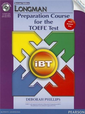 Longman Preparation Course for the TOEFL Test: IBT Student Book w/AK & CD, 2/e (with iTests)