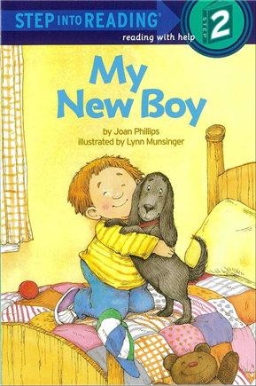 Step into Reading Step 2:My New Boy