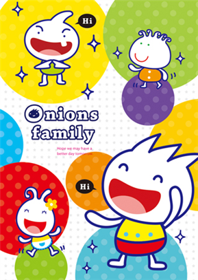 洋蔥家族L夾2