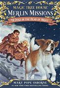 Magic Tree House #46 : Merlin Missions #18: D