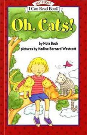 An I Can Read My First I Can Read Book: Oh, Cats!