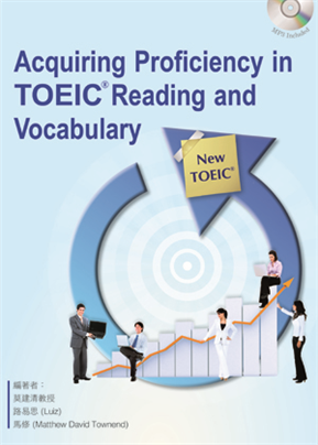 Acquiring Proficiency in TOEIC Reading and Vocabulary(with MP3)