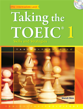 Taking the TOEIC 1(with MP3)