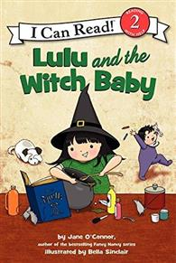 An I Can Read Book Level 2: Lulu and the Witc