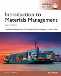 INTRODUCTION TO MATERIALS MANAGEMENT 8 E  GE