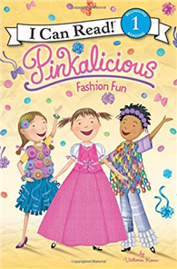 An I Can Read Book Level 1:Pinkalicious: Fash