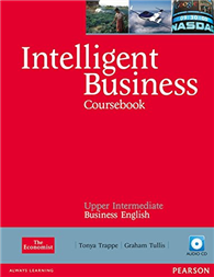 Intelligent Business Upper~Intermediate Course Book  with Audio CD~2 and Style G