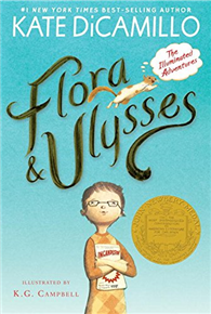 Flora  Ulysses: The Illuminated Adventures  2