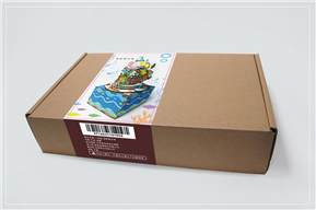 八音盒:海底萬花筒