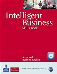 Intelligent Business Advanced Skills Book  with Interactive Multi~ROM