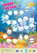 情境遊戲海報~海底歷險Under The Sea