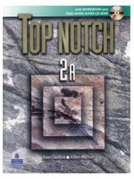 Top Notch 2A with Workbook & CD-ROM/1片
