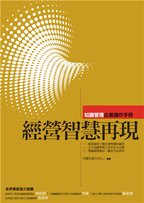 经营智慧再现:知识管理操作手册