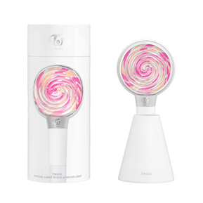 TWICE 官方應援手燈螢光棒 TWICE OFFICIAL LIGHT STICK & MOOD LIGHT CANDY BONG