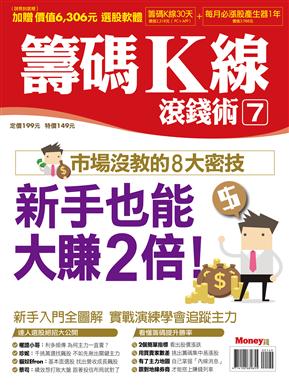 Money錢特刊:籌碼K線滾錢術 7