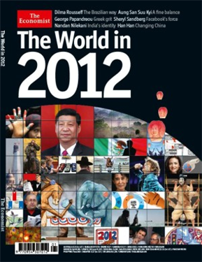 THE ECONOMIST—THE WORLD IN 2012