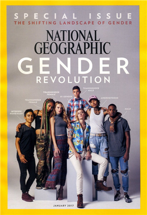 NATIONAL GEOGRAPHIC 1月號/2017