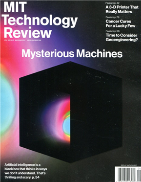 MIT Technology Review 5-6月号/2017