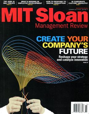 MIT Sloan Management Review 夏季号/2017