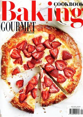GOURMET TRAVELLER:Baking COOKBOOK2017