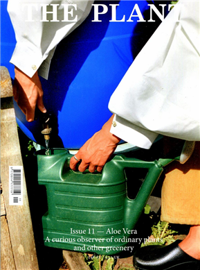 THE PLANT 第11期:Aloe Vera 芦荟
