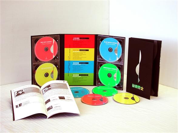 「發燒爵士」CHESKY名盤全精選套裝(4CD)
