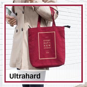Ultrahard Life Inspiration 格言阅读书袋/Every Day(红)【超硬 Ultrahard 】