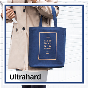 Ultrahard Life Inspiration  格言阅读书袋/Every Day(蓝)【超硬 Ultrahard 】