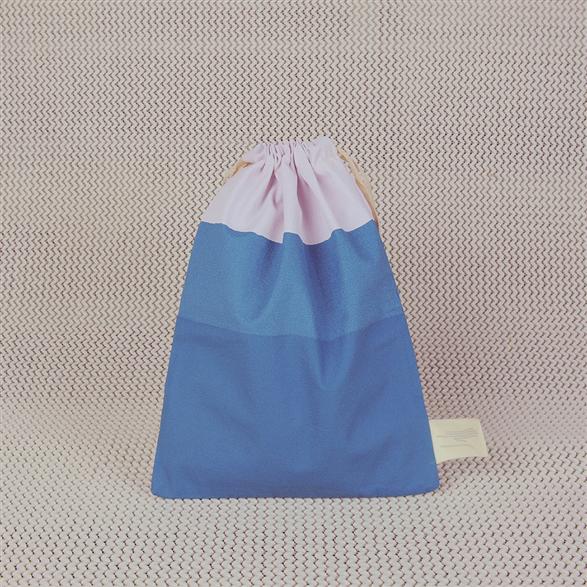 手印束口包/富士山【減簡手制JainJain】
