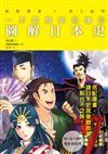 一本最簡單易懂的圖解日本史:搭配漫畫,讀日本史就像聽故事,一點也不乏味