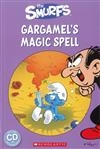 Scholastic Popcorn Readers Level 1: The Smurfs:Gargamel's Magic Spell with CD