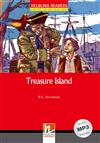 Helbling Readers Red Series Level 3: Treasure Island(with MP3)