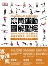 滾筒運動圖解聖經:強化核心肌群・肌筋膜放鬆・專屬運動課表・消除激痛點