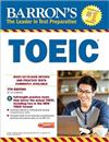 Barron's TOEIC with MP3 CD: Test of English for International Communication(7/e)