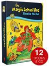 Magic School Bus Phonics Fun Set(with CD) 12 titles