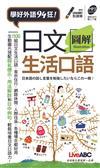 日文圖解生活口語 口袋書