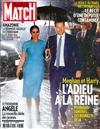 PARIS MATCH 0312-0318/2020 第3697期