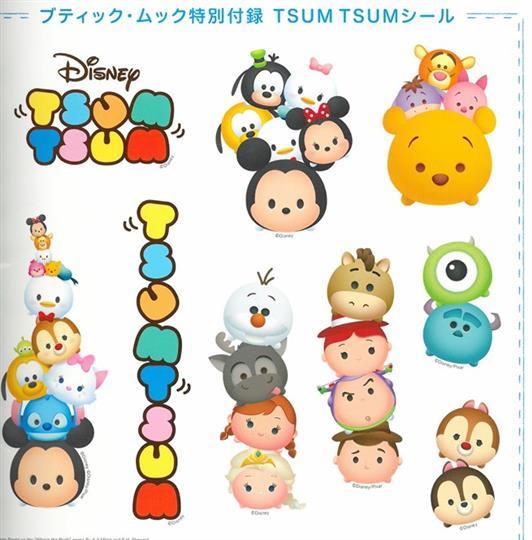原子筆簡單描繪可愛迪士尼角色圖案集:TSUM TSUM篇- TAAZE 讀冊生活