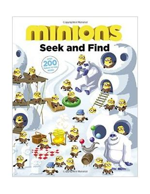 Minions: Seek and Find   拾書所