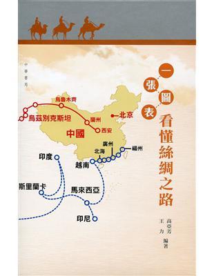 一張圖表看懂絲綢之路 | 拾書所
